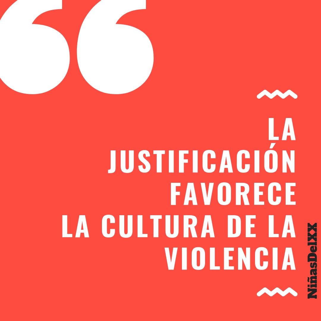 justificaciónYviolencia